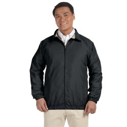 Harriton M710 Adult Microfiber Club Jacket