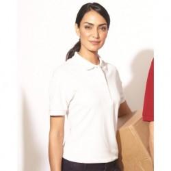 FeatherLite 2400 Women's 100% Cotton Pique Sport Shirt