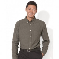 FeatherLite 3231 Long Sleeve Stain Resistant Oxford Shirt