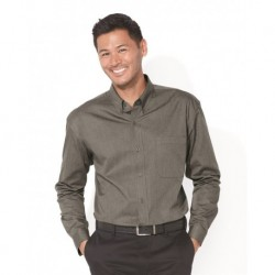 FeatherLite 3281 Long Sleeve Stain-Resistant Twill Shirt