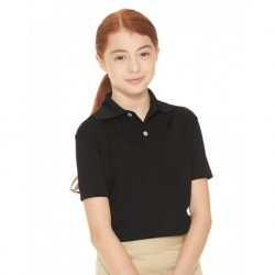 FeatherLite 4469 Youth Moisture Free Mesh Sport Shirt