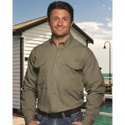 Hilton ZP2289 Fishermen Long Sleeve Shirt