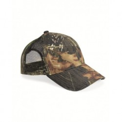Outdoor Cap 315M Mesh-Back Camo Cap
