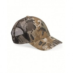 Outdoor Cap 415PC Classic Mesh-Back Cap