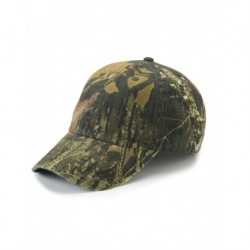 Outdoor Cap CGW115 Garment-Washed Camo Cap