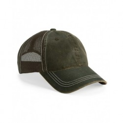 Outdoor Cap HPD610M Weathered Mesh-Back Cap