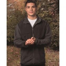 Sierra Pacific 3071 Nylon/Fleece Jacket