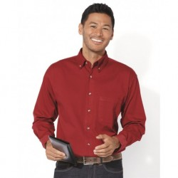 Sierra Pacific 3201 Long Sleeve Cotton Twill Shirt