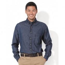 Sierra Pacific 3211 Long Sleeve Denim Shirt