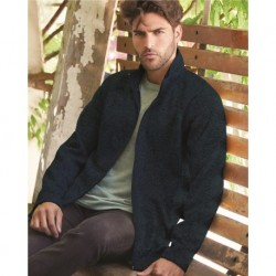 Weatherproof 198013 Vintage Sweaterfleece Full-Zip Sweatshirt