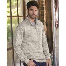 Weatherproof 198188 Vintage Sweaterfleece Quarter-Zip Sweatshirt