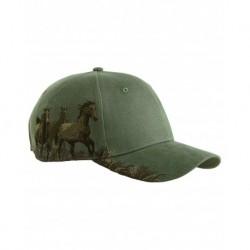 Dri Duck DI3264 Brushed Cotton Twill Mustang Cap