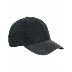 Dri Duck DI3333 Washed Cotton Chino Vintage Cap