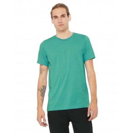 3001C Bella + Canvas 3001C Unisex Jersey Short-Sleeve T-Shirt TEAL